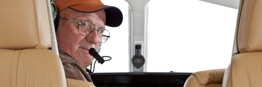 Vi söker spanare och piloter till vår brandflygsverksamhet!