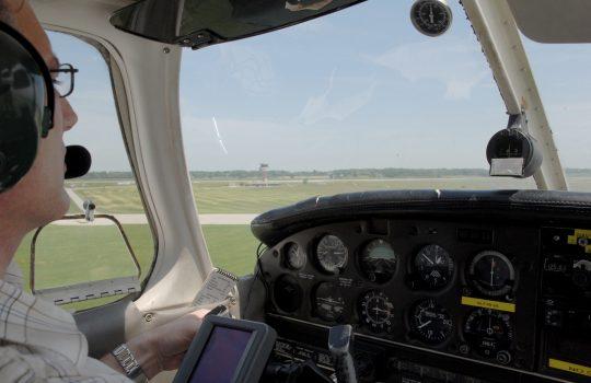 Hos oss kan du prova hur det är att flyga!